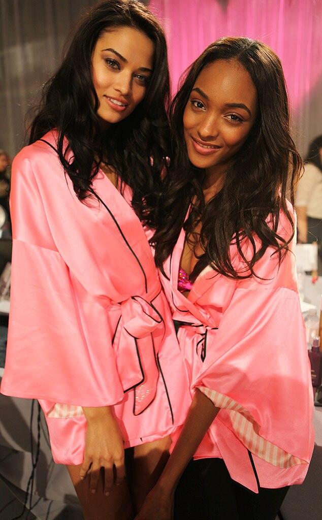 Shanina Shaik, Jasmine Tookes, Victoria Secret