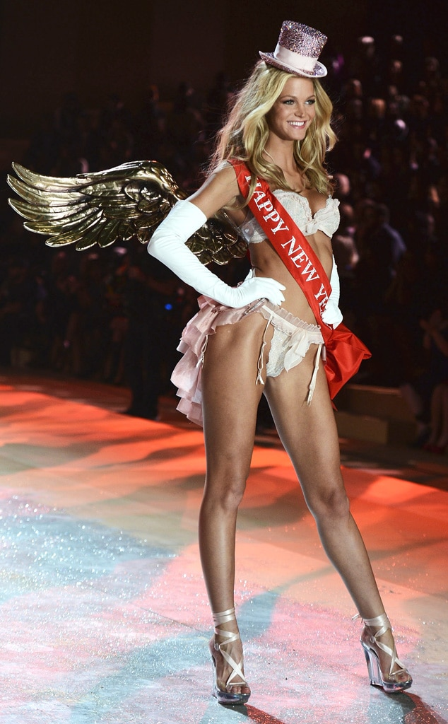 Victoria's Secret Fashion Show, Erin Heatherton