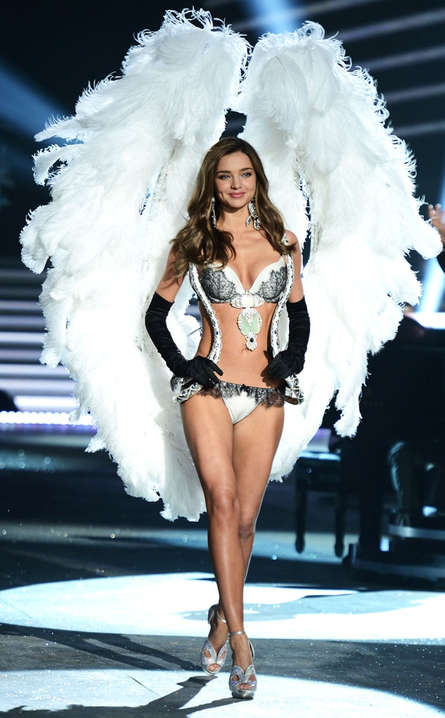 Miranda Kerr, Victoria's Secret Fashion Show