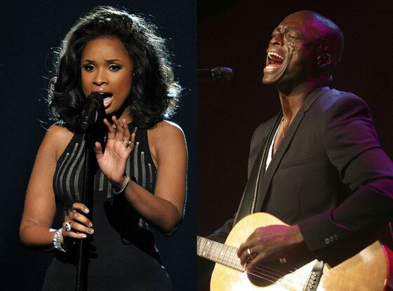 Jennifer Hudson, Seal
