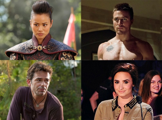 Fall TV Awards' Hottest Newcomer