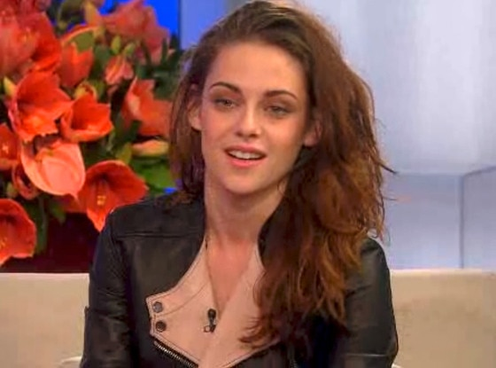 Kristen Stewart, The Today Show