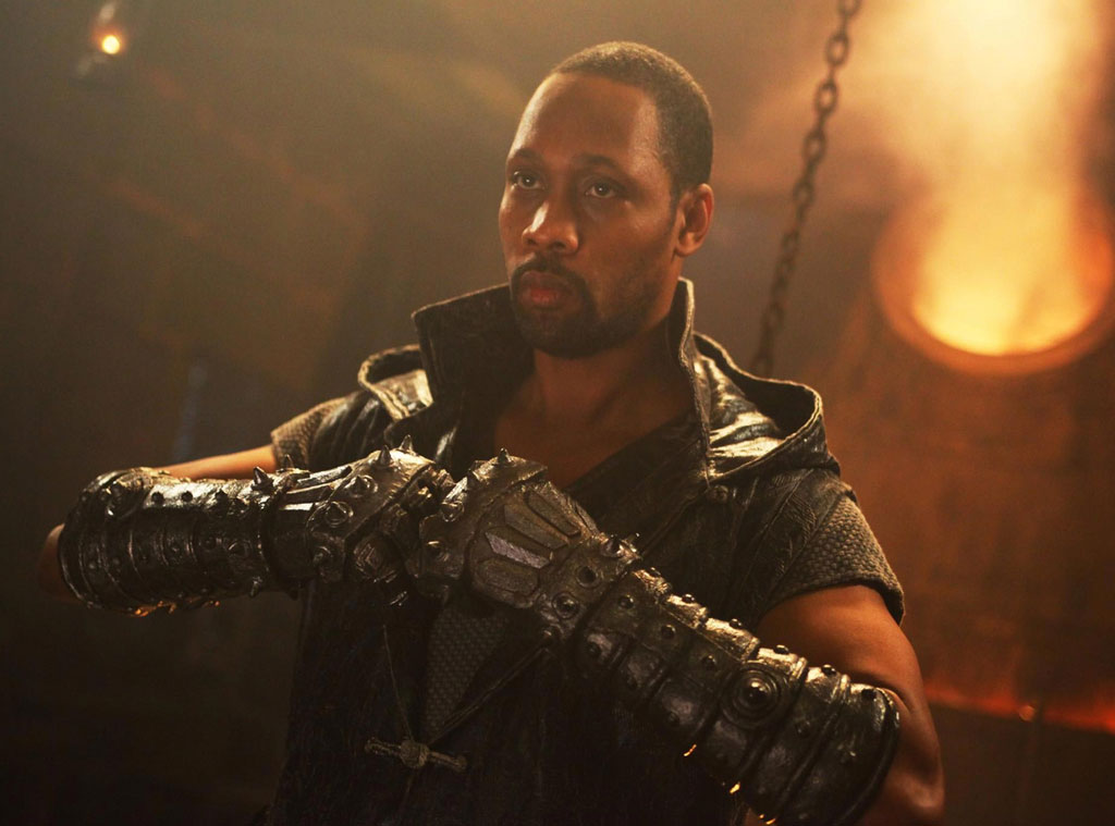 The RZA, The Man With the Iron Fists