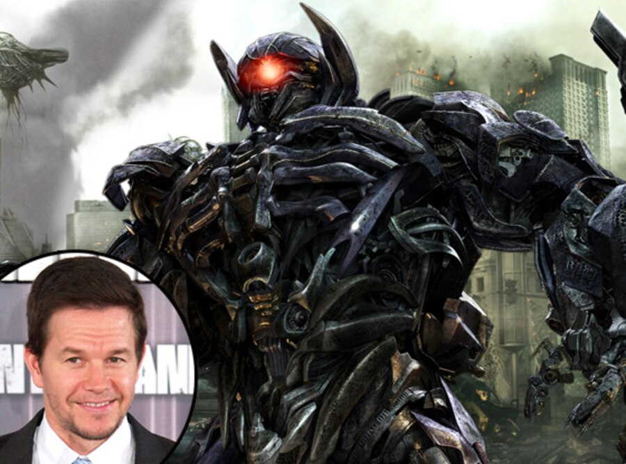 Mark Wahlberg, Tranformers