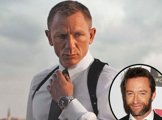 James Bond, Skyfall, Hugh Jackman