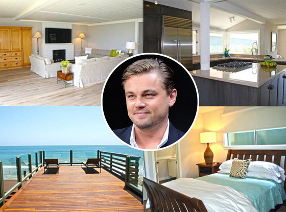 Leonardo DiCaprio, House