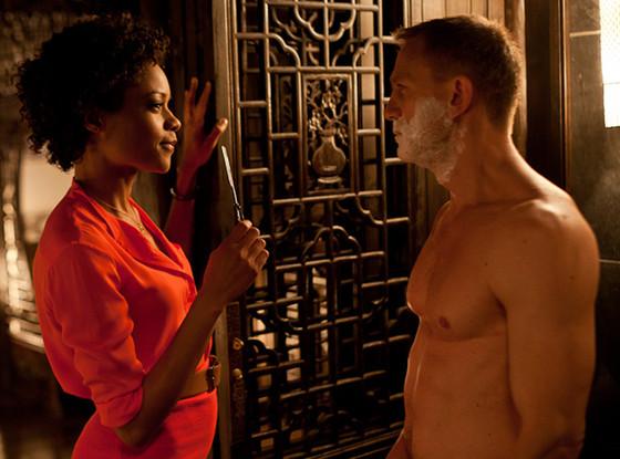 Naomi Harris, Daniel Craig, Skyfall