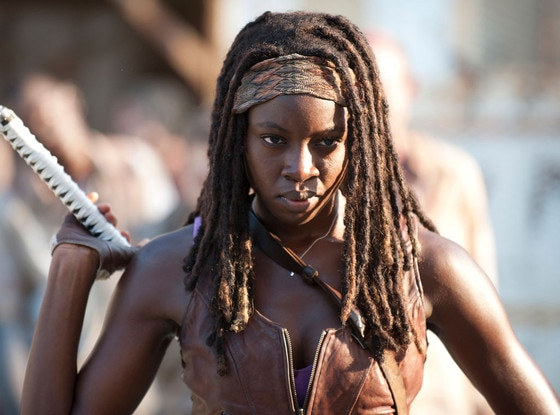 Danai Gurira, The Walking Dead