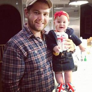 Jack Osbourne, Baby, Twit Pic