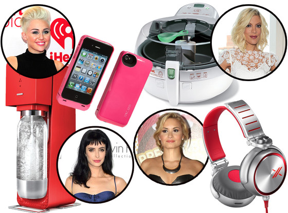 Celeb Gadgets Trends