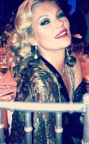 Kate Moss, Twit Pic