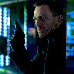 Daniel Craig, Skyfall