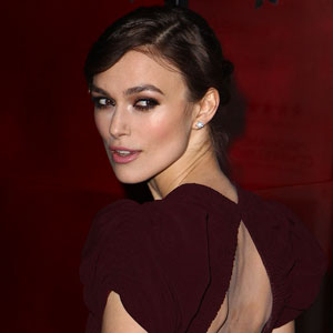 Keira Knightley's Streaky Red Carpet Spray Tan