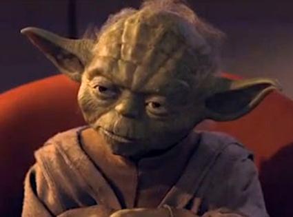 Yoda, The Phantom Menace
