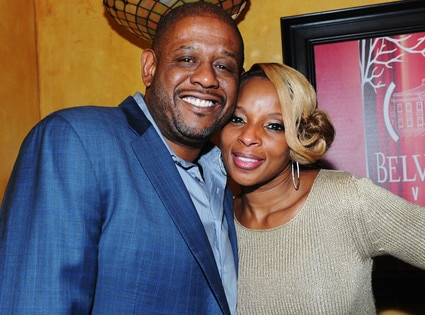 Forest Whitaker, Mary J. Blige