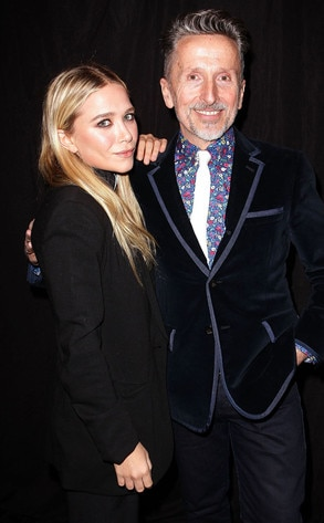 Mary-Kate Olsen, Simon Doonan