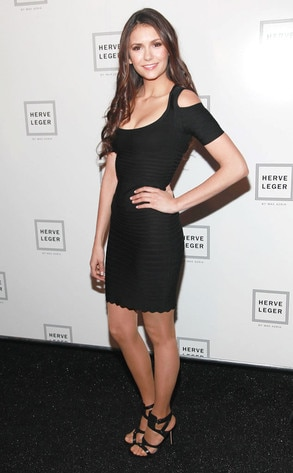 NY Fashion Week, Nina Dobrev