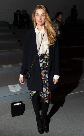 NY Fashion Week, Whitney Port