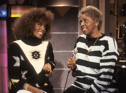 cissy houston and whitney relationship with a woman