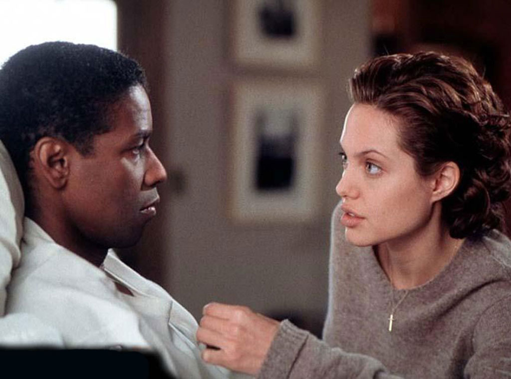 The Bone Collector, Angelina Jolie, Denzel Washington
