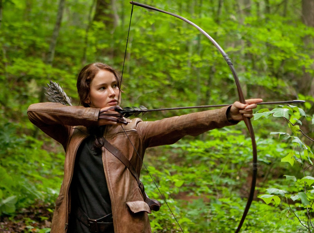 You're Reading This Correctly: A Hunger Games Theme Park Is Coming
