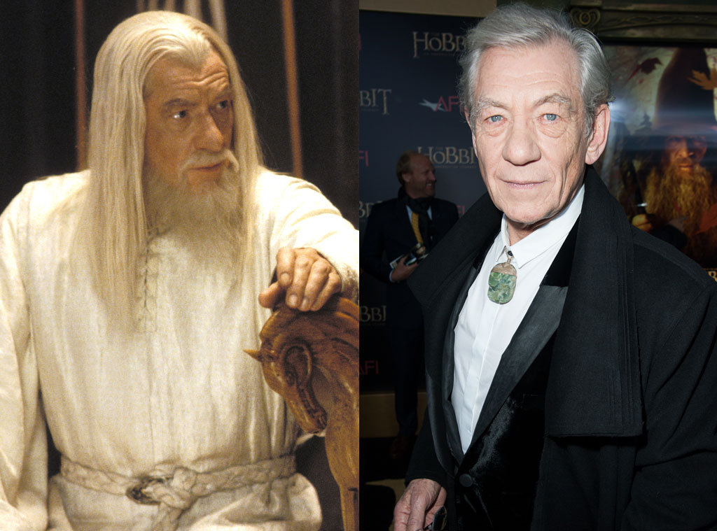 Ian McKellan, Lord of the Rings