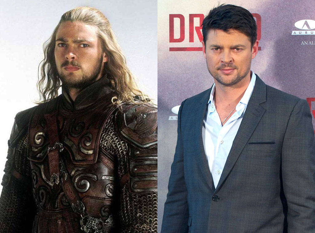 Karl Urban, Lord of the Rings
