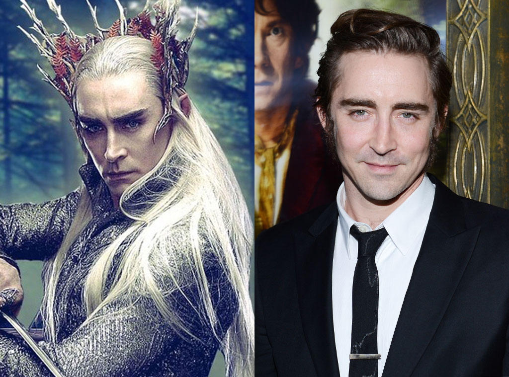 Lee Pace, Lord of the Rings