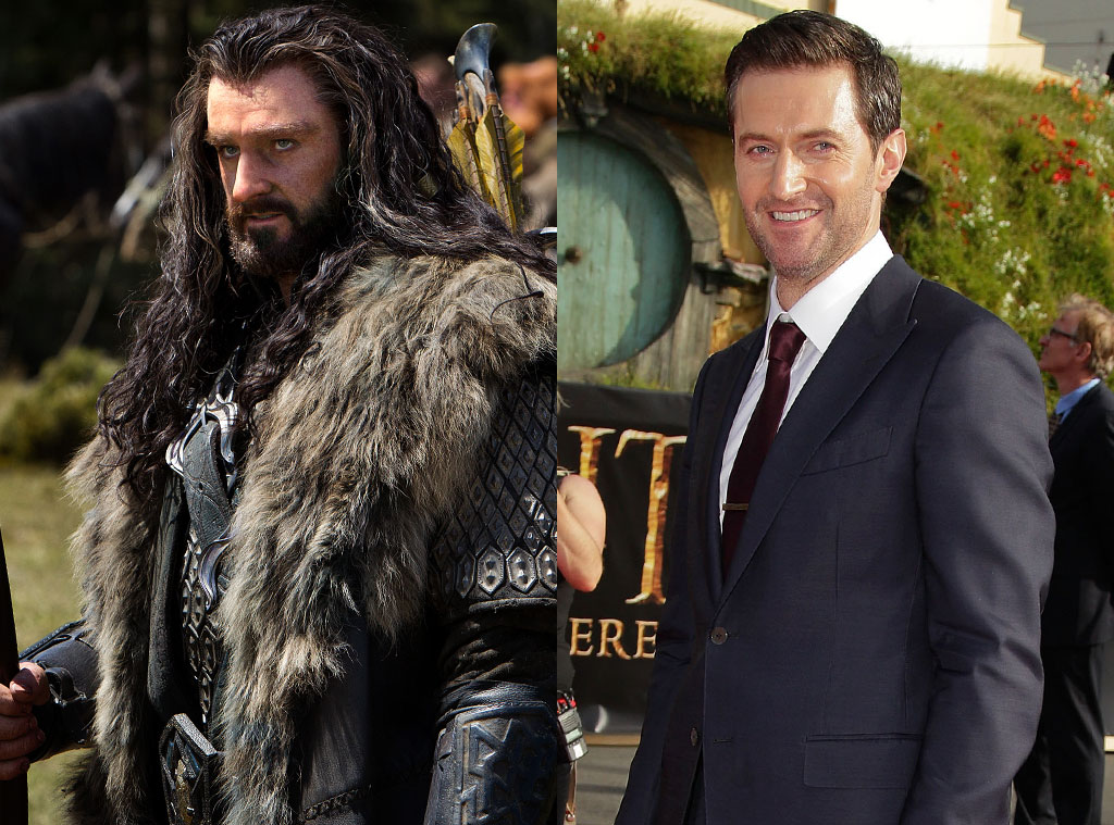 Richard Armitage, Hobbit Unexpected Journey