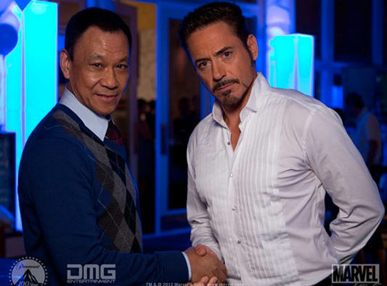 Robert Downey Jr., Wang Xuequi
