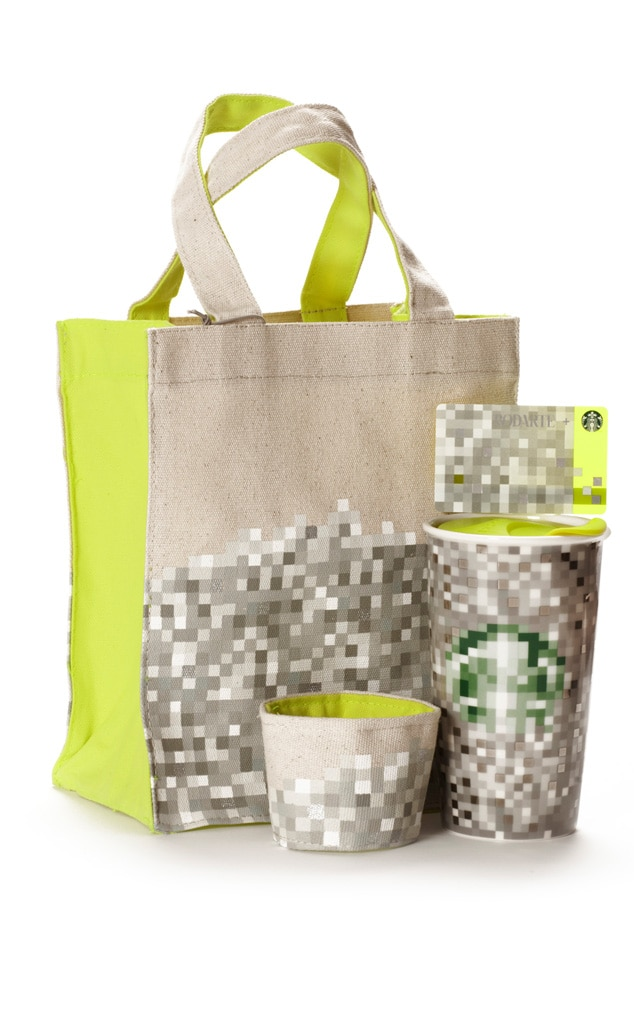 Rodarte for Starbucks Ceramic Traveler