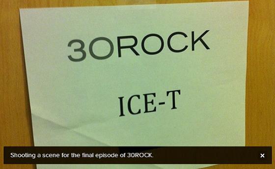 Ice-T 30 Rock