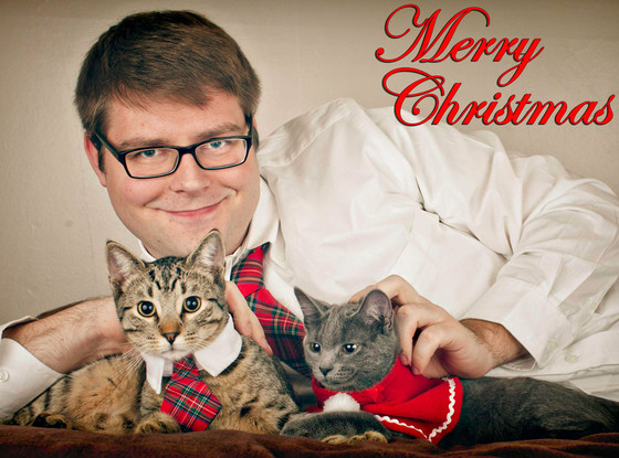 Love You, Mean It, Christmas Cards