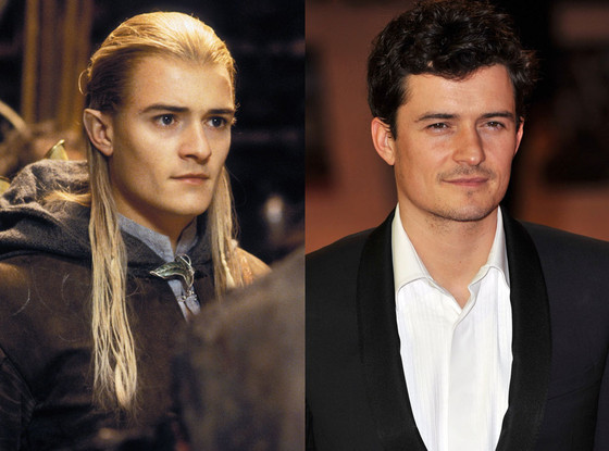 Orlando Bloom, Lord of the Rings