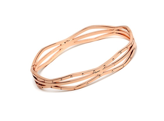 Park Lane Rose Gold Bracelets