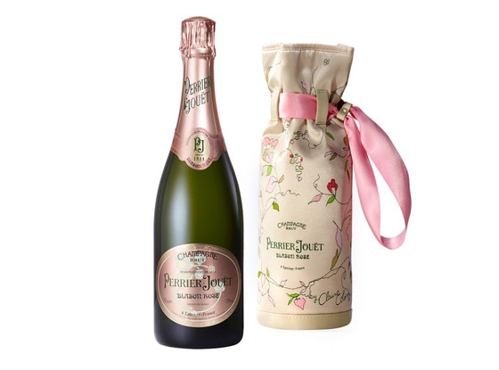 Perrier-Jouet Champagne Collection by Claire Coles