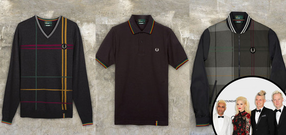 No Doubt, Fred Perry