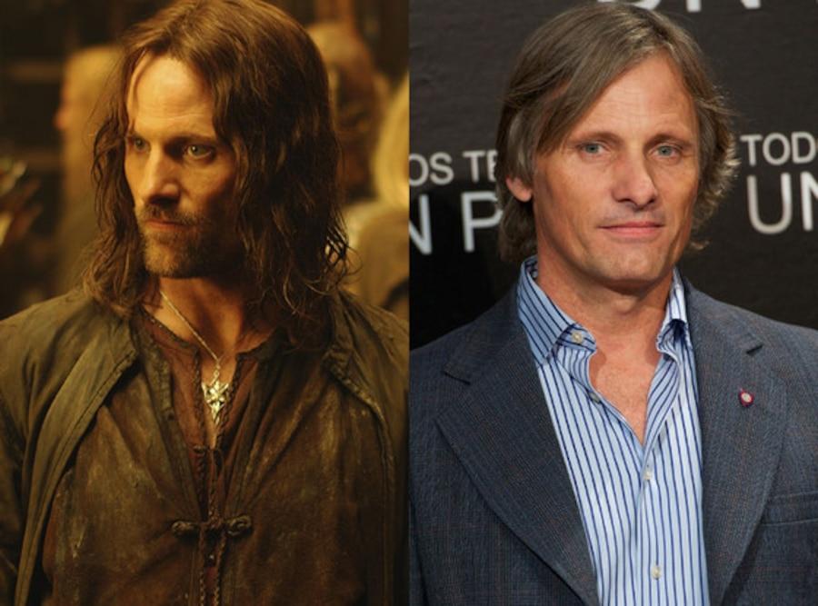 Viggo Mortensen, Lord of the Rings