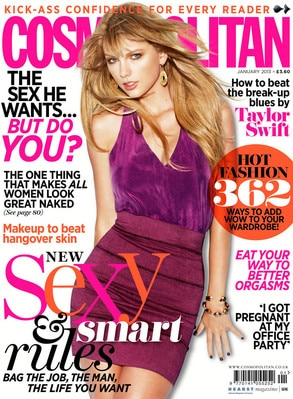 Taylor Swift, Cosmopolitan Magazine