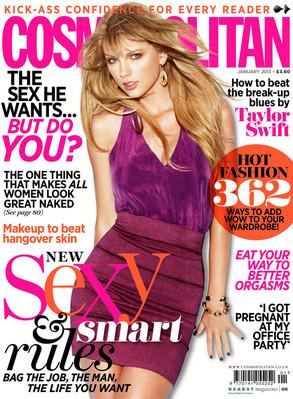 Taylor Swift, Cosmopolitan Magazine