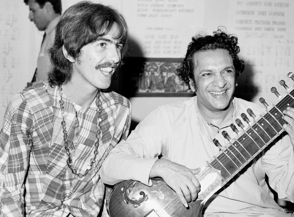 Ravi Shankar, George Harrison