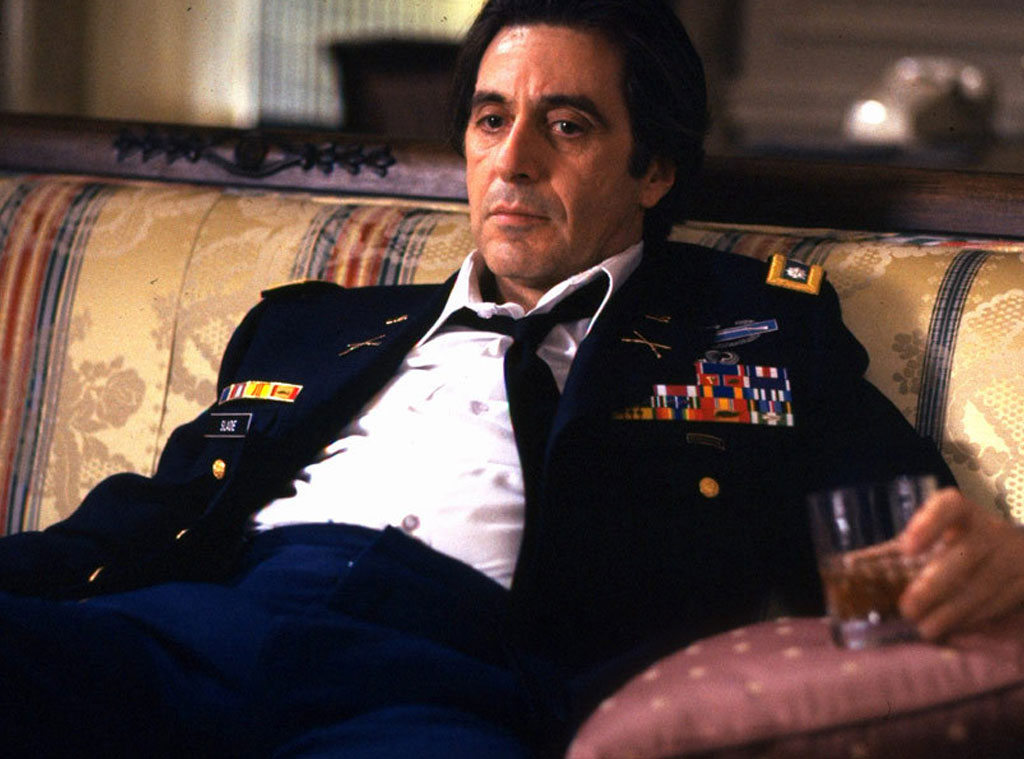 Al Pacino, Scent of a Woman