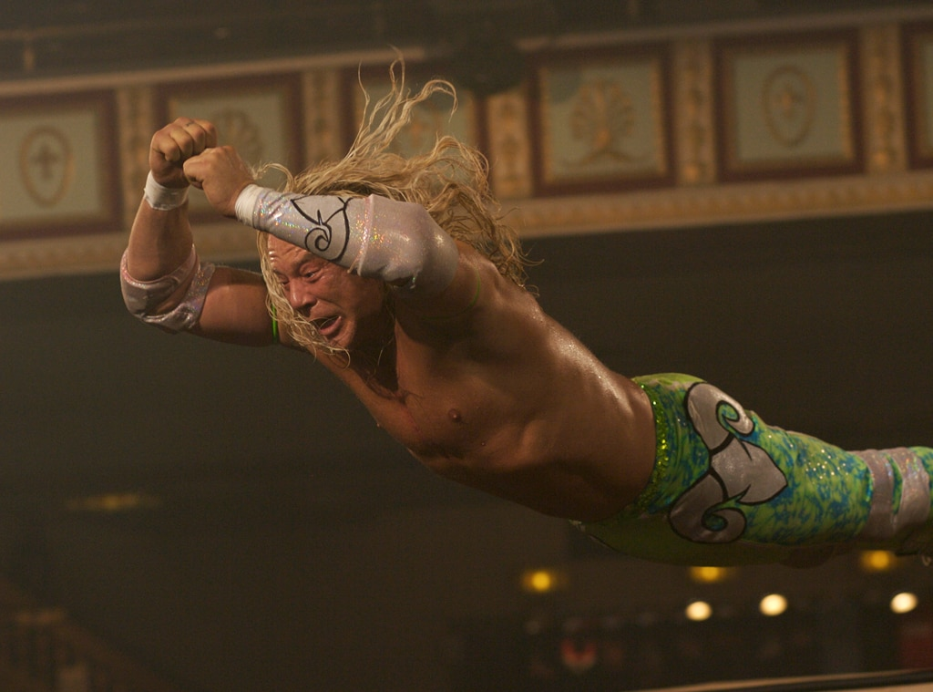The Wrestler, Mickey Rourke