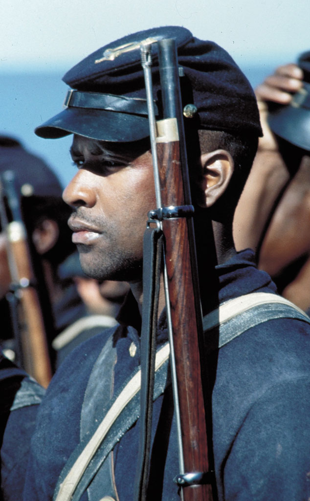 Denzel Washington, Glory