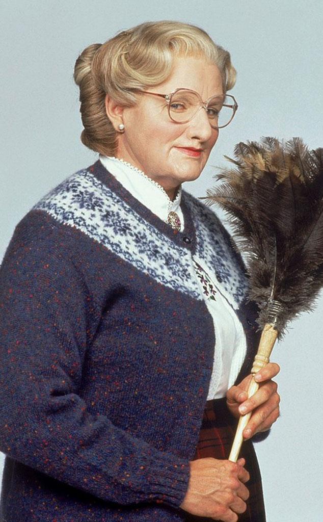 Robin Williams, Mrs. Doubtfire