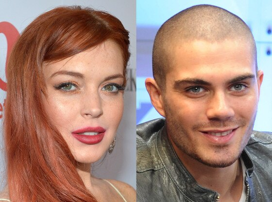 Lindsay Lohan, Max George