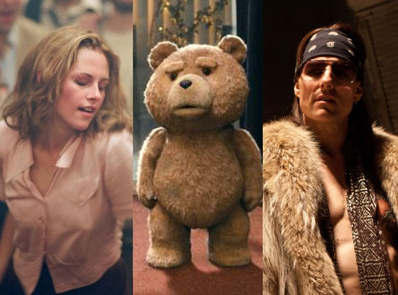 Kristen Stewart, On the Road, Ted, Tom Cruise, Rock of Ages