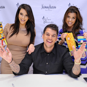Rob Kardashian's Arthur George Sock Line Now Available Online!