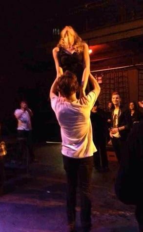 Taylor Swift, Harry Styles - Twit Pic