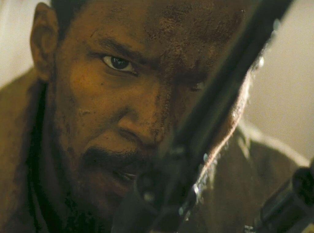 Django Unchanged, Jamie Foxx